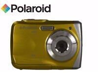 Polaroid IS 525 Waterproof Digital Camera - 16MP - 8x Zoom - RRP £119.99