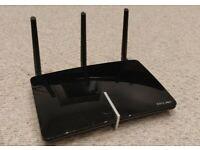 TP-Link Archer D2 AC 750 Wireless Dual Band Gigabit ADSL2+ Modem Router