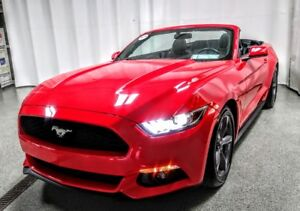 2017 FORD MUSTANG CONVERTIBLE V6 AUTO,MAGS 18'',BECQUET SPORT,