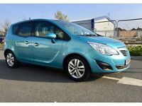 Vauxall Meriva 2011 ... Automatic... Low Mileage ...Leather seats... like renault scenic ... qashqai