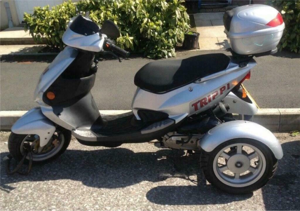 50Cc Trike Scooter For Sale Uk | Ritchie