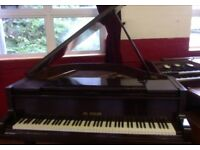 Ed Seiler Baby Grand Piano
