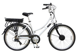 VIKING VILLAGER HERITAGE 26 INCH ELECTRIC BIKE,(NEW IN BOX)
