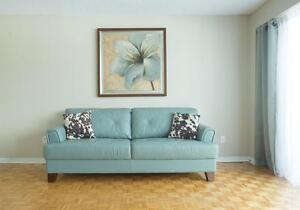 3 1/2 Large and Spacious apartment West Island FREE satellite TV West Island Greater Montréal image 1