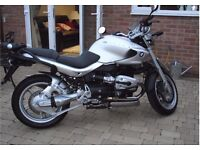 BMW R1150R Immaculate condition as new less than 10000 miles