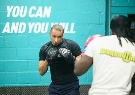 MOBILE PERSONAL & BOXING TRAINER/ CENTRAL/ WEST LONDON