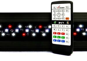 NEW Finnex Planted+ 24/7 SE Fully Automated Remote Aquarium LED Fixture, 48 inch