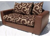 Metal Action Sofa Bed Ex Display