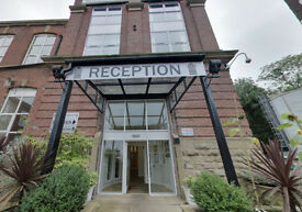 Quality Serviced offices from £495 p/m, Oldham- Parking, CCTV, Meeting Rooms, High speed broadband.