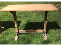 Lovely solid table