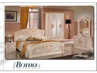 Italian bedroom complete set