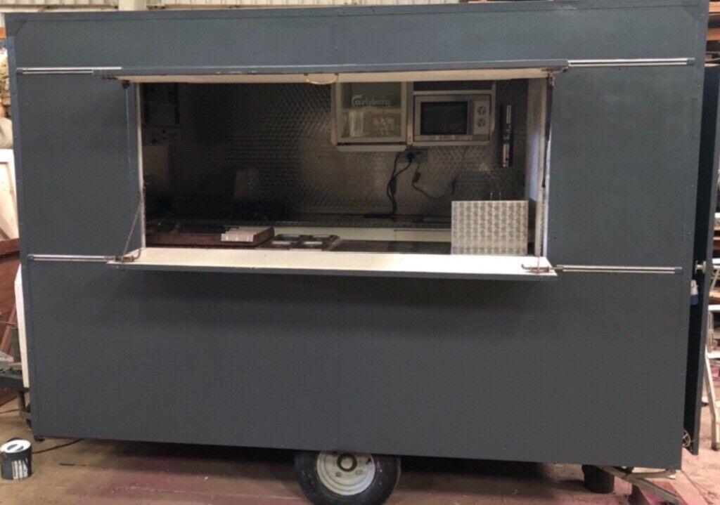 09001aef7a Burger van   catering trailer