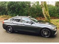 Stunning Late 2012 BMW 320d F30 M Performance
