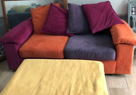 large modular sofa good condition