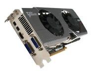 Desktop Gaming Graphics Card - R6870 Hawk - Good condition