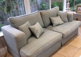 3-seater Habitat sofa