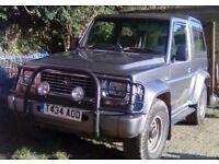 Daihatsu Fourtrak for sale.