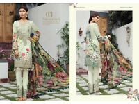 Gul ahmed 2018 lawn pakistani clothing asian shalwar kameez maria b hsy stitched designer dress