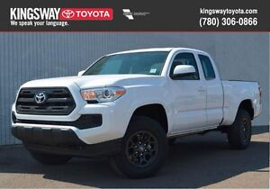 2016 Toyota Tacoma Access Cab 4X2 Standard Package