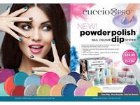 Powder polish dip course - The latest innovation in nail technology.