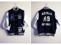 Men's Adidas Varsity jacket