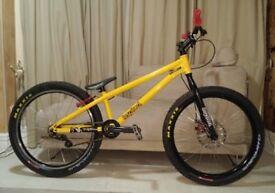 Inspired Element 24'' Street Trials Bike! Danny MacAskill Skye Fourplay Arcade- Can Ship To Anywhere