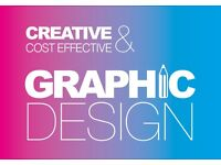 Creative, Cost Effective, Graphic Design - Advertising - Websites - Design for print - Logo Design