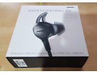 Bose QC 30 - NEW - QuietControl 30 - Noise Cancelling Wireless Headphones