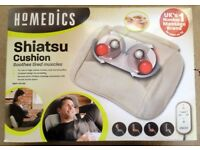 HoMedics Shiatsu Massage Cushion with Remote Control
