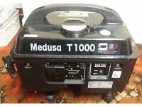 Medusa T1000 4 stroke petrol generator
