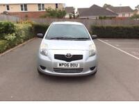 Toyota Yaris 1.0 VVTi 3 Door Petrol Economical Service history long Mot