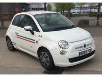 59 Plate *Fiat 500 1.2cc Pop*New Mot*£30 Tax*Only 68,000 Miles!Bargain £2700 £2700!!