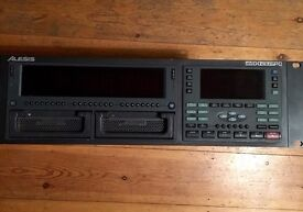 Alesis HD24 - 24 Track Hard Disk Recorder - Great Condition - Includes 2 Hard Drives