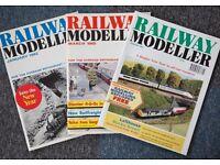 Railway Modeller Magazines - 150+ FREE - Also Many Steam Railway Magazines