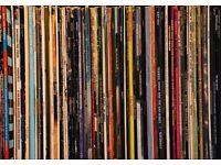 """Original vinyl records - soul jazz funk disco rock 7"""" , 12""""s + LPs - set sale £1 + each"""