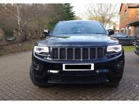 2014 JEEP GRAND CHEROKEE OVERLAND 3.0L CRD AUTOMATIC DIESEL