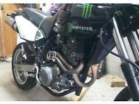 MZ BAGHIRA 660 SUPER MOTO