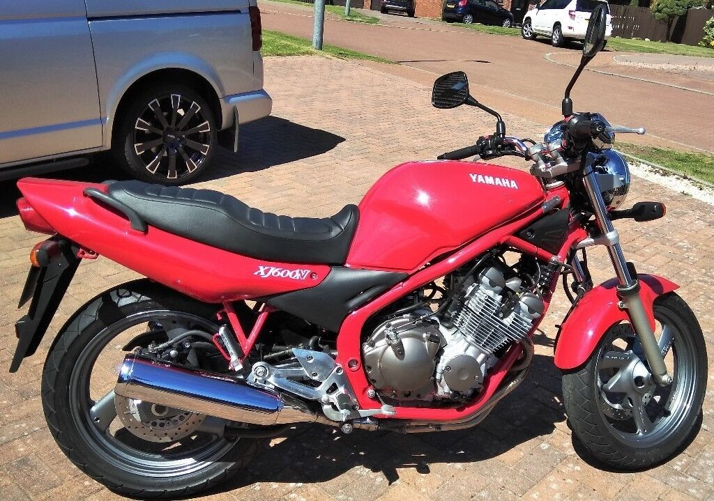 Yamaha XJ600N - Revival Customs | Mauritius