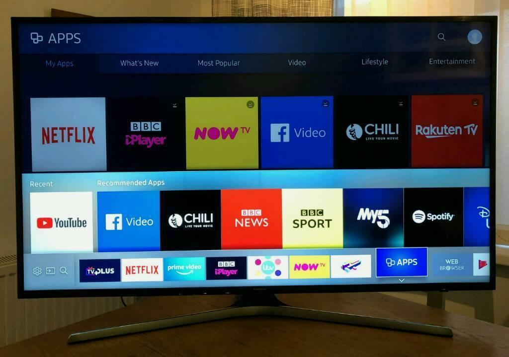 50in Samsung 4K Smart HDR Ultra HD LED TV - Warranty | in Brentry, Bristol  | Gumtree