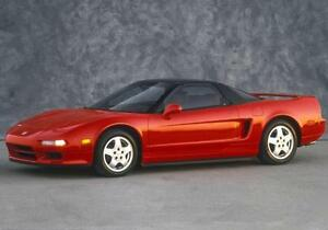 Wanted: Acura NSX 1991-2000