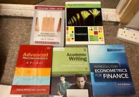 Business books and economics