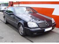 Wanted Mercedes S500 CL500 C140 W140 CL S Coupe