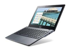 Acer C720 Chromebook Netbook (11.6-Inch, 2GB & 16GB SSD)