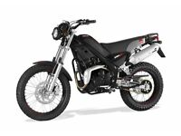 *MOTORCYCLE* 2017 Plate Rieju Tango 250. Warranty. Free Delivery. Main Dealer.