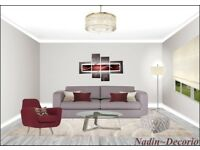Creative Interior Design in affordable budget.