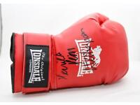 Tim Witherspoon signed boxing glove