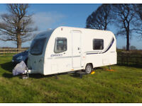 Bailey Orion 440-4 with Motor mover, 2 Awnings, new heavy duty leisure battery. many other extras
