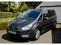 Ford Galaxy. Excellent condition, large family car.