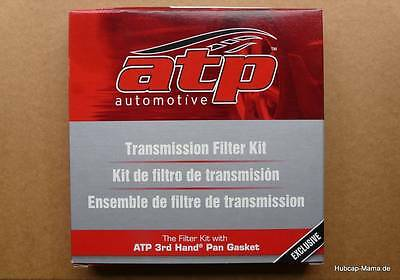 ÖLWANNENDICHTUNG FILTER-KIT CHEVROLET POWERGLIDE-AUTOMATIK d