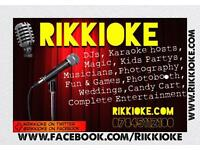 DJs, Karaoke Hosts, Photographers, Candy Carts & Entertainment